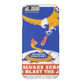 Salvage_Scrap_Propaganda Poster Barely There iPhone 6 Case