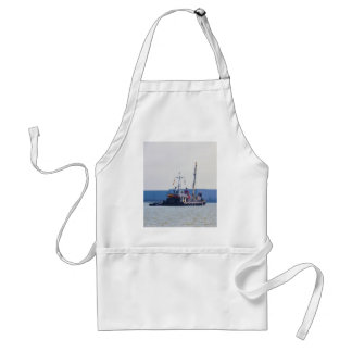 Salvage Vessel Hookness Adult Apron