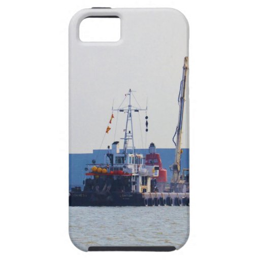 Salvage Vessel Hookness iPhone 5/5S Cover