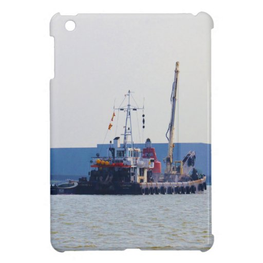 Salvage Vessel Hookness Case For The iPad Mini