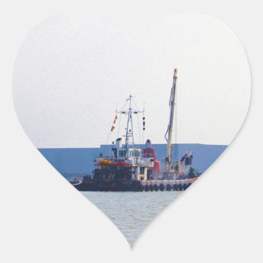 Salvage Vessel Hookness Sticker
