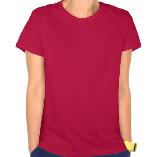 Salvaje en el corazón con el nombre de encargo camiseta