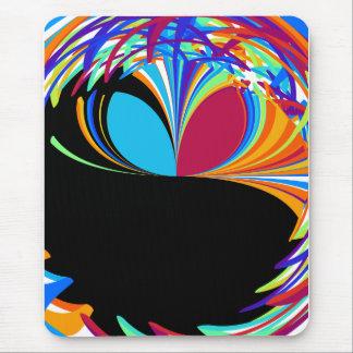 salvaje sobre color-14 alfombrillas de ratón