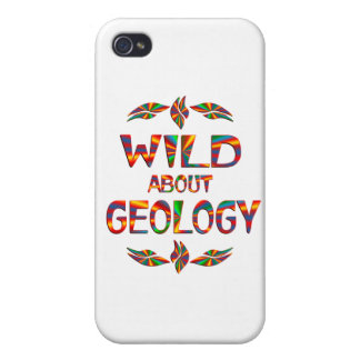 Salvaje sobre la geología iPhone 4/4S funda