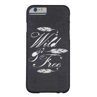 Salvaje y libere caja Blanco-Negra del iPhone 6
