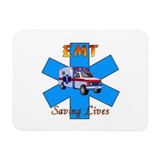Salvares vidas de EMT Iman De Vinilo