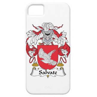 Salvate Family Crest iPhone 5 Cover