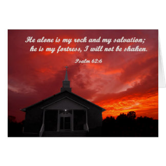 salvation card