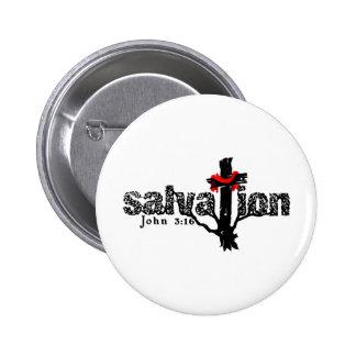 Salvation John 3:16 Christian Pins