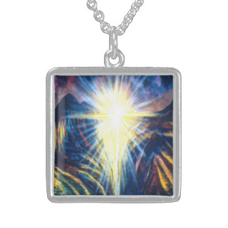 Salvation Sterling Silver Necklace