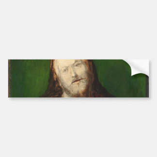 Salvator Mundi by Albrecht Durer Bumper Sticker