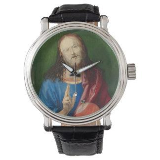 Salvator Mundi by Albrecht Durer Wrist Watches
