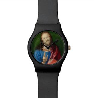 Salvator Mundi by Albrecht Durer Wristwatches