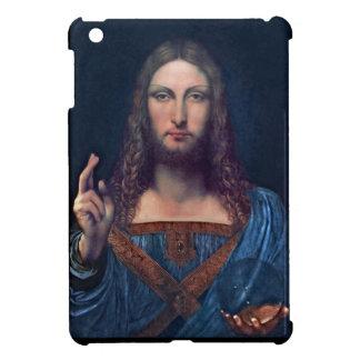 Salvator Mundi by Leonardo da Vinci iPad Mini Cases