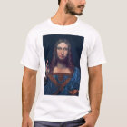 Salvator Mundi by Leonardo da Vinci T-Shirt