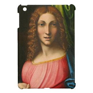 Salvator Mundi, c. 1515 (oil on panel) iPad Mini Case