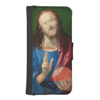 Salvator Mundi de Albrecht Durer Billetera Para iPhone 5