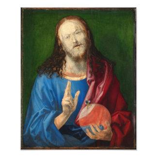 Salvator Mundi de Albrecht Durer Arte Fotografico