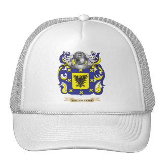 Salvatore Coat of Arms (Family Crest) Trucker Hat