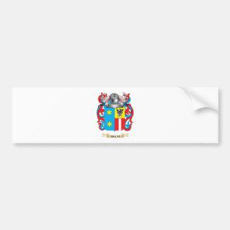 Salvi Coat of Arms (Family Crest) Bumper Sticker