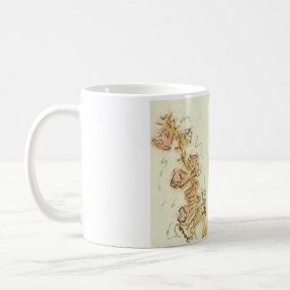 """ SALVIA"" COFFEE MUG"