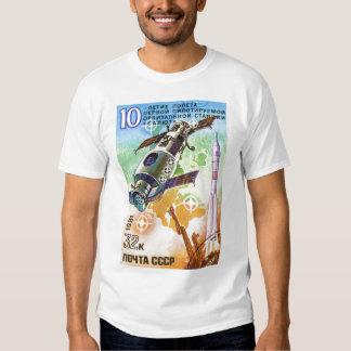 Salyut 1981 shirt