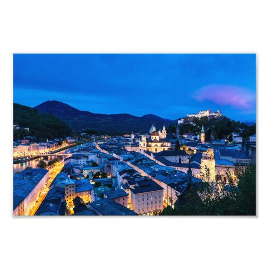 Salzburg 001A Photo Print