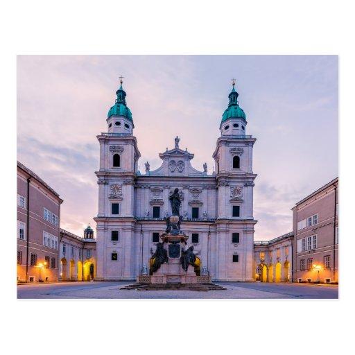 Salzburg 002A Tarjetas Postales