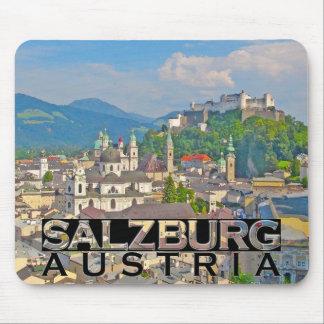 Salzburg Alfombrilla De Ratón