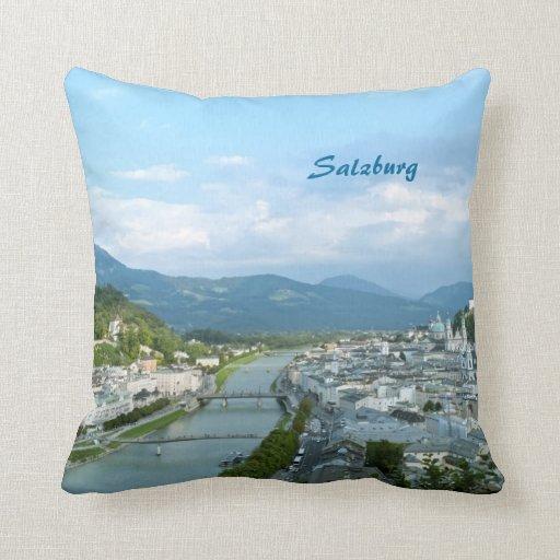 Salzburg Almohada