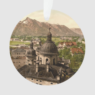 Salzburg and Untersberg, Austria Ornament