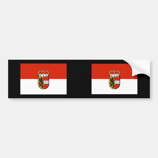 Salzburg, Austria Bumper Sticker