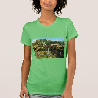 Salzburg, Austria gardens and castle T-Shirt