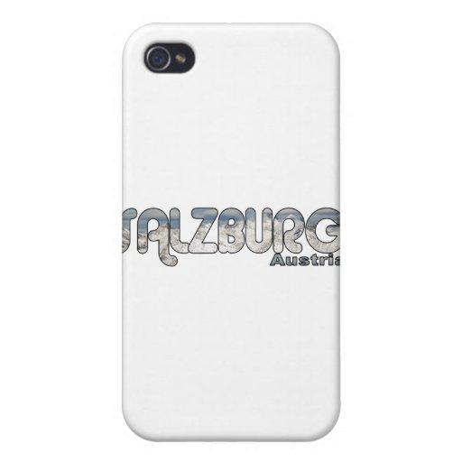 Salzburg, Austria iPhone 4 Covers