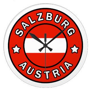 Salzburg Austria Large Clock