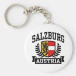 Salzburg Austria Llavero Personalizado