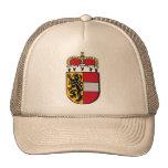 Salzburg, Austria Mesh Hat