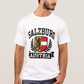 Salzburg Austria Playera