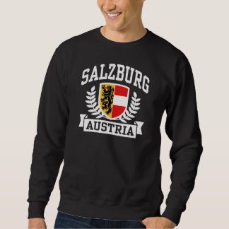 Salzburg Austria Sudadera