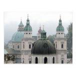 Salzburg, Austria Tarjeta Postal