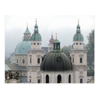 Salzburg, Austria Postal