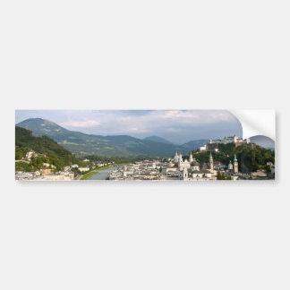 Salzburg Bumper Sticker