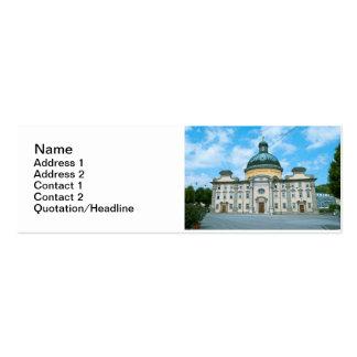 Salzburg Business Card Template