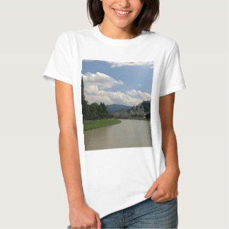 Salzburg Castle T Shirt