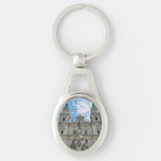 Salzburg Cathedral Keychain
