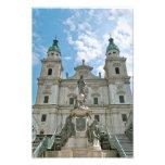 Salzburg Cathedral Photo Print