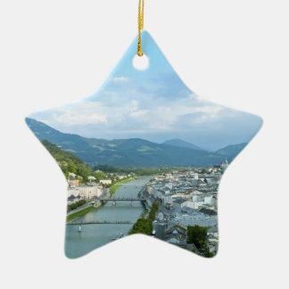 Salzburg Christmas Tree Ornament
