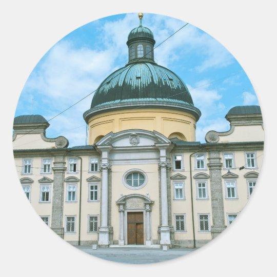Salzburg Classic Round Sticker