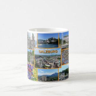 Salzburg Classic White Coffee Mug