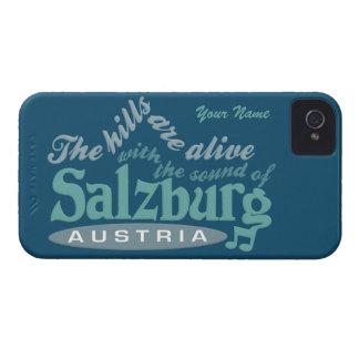 Salzburg custom monogram cases Case-Mate iPhone 4 cases